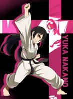 Nakano Yuka - Karate Master 2 by ChaosEmperor971