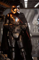 Captain Phasma - The Assassin/Enforcer