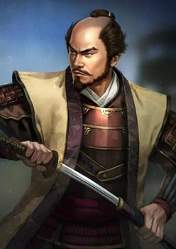 General Nobuharu Baba - Demon of Mino