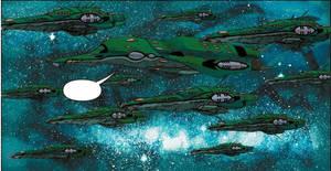 The Botoru Fleet - Khyron's Brigade