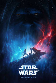 Star Wars: Rise of Skywalker Teaser Poster