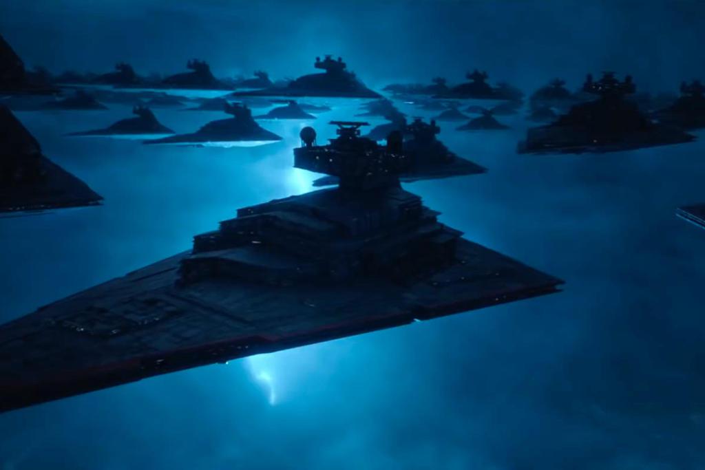 The Sith Fleet (The Final Order)