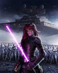 Mara Jade Skywalker - The Emperor's Hand 2
