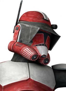 Commander Fox (CC-1010) - Coruscant Guard