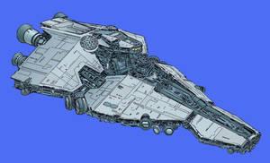 Eidolon-class Heavy Cruiser/Carrier