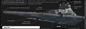 Xyston-class Star Destroyer - Planet Killers