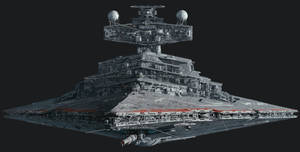 Xyston-class Star Destroyer - Planet Killers 2