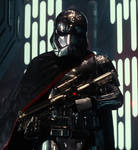 Captain Phasma - The Assassin/Enforcer 3 by ChaosEmperor971