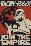Imperial Recruitment Posters 2