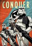 War Propaganda Posters - The Galactic Empire