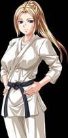 Samantha Nishimura - Kyokugenryu Karateka 2