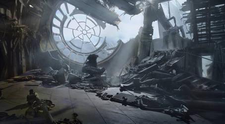 Death Star II Ruins 3