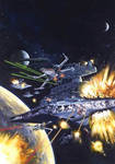 Star Wars: X-Wing IV - The Bacta War Cover