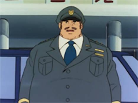 Lt. General Matajuro Oka 7