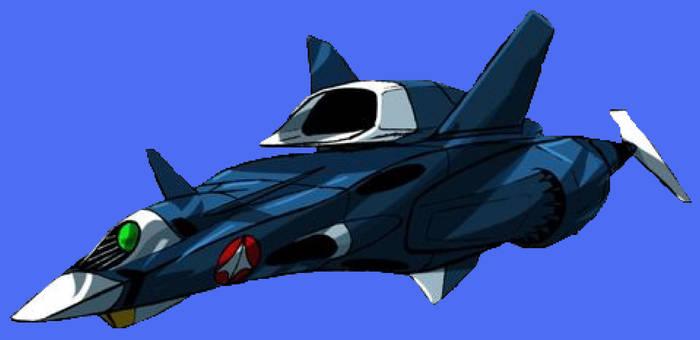 VS-314 Interceptor Fighter_The Nighthawk