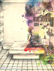 new room by namirenn