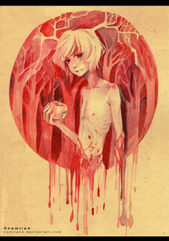 red by namirenn