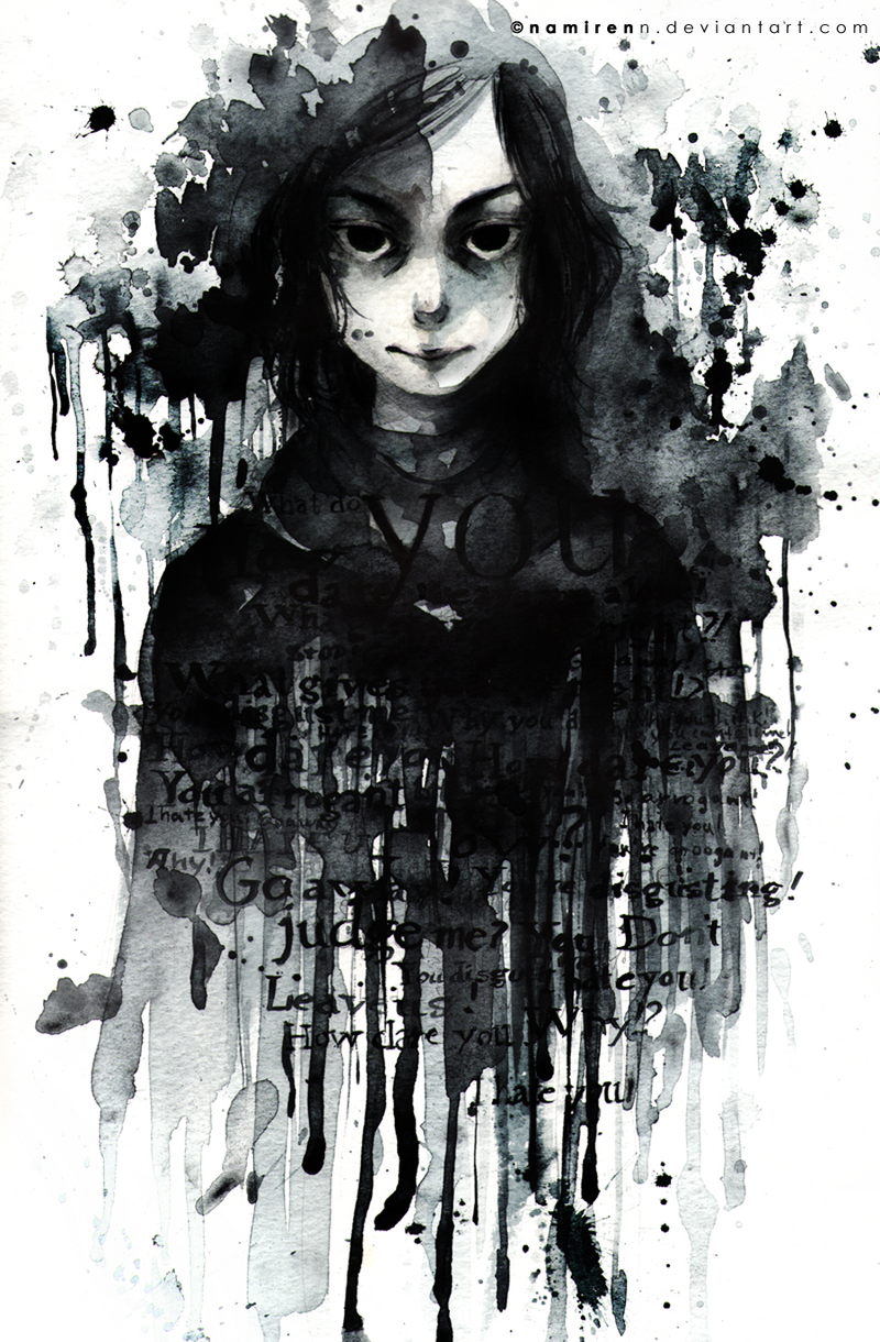 black by namirenn