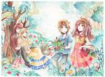 Commission- SummerAfternoon by namirenn