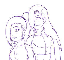 Ino [ Uncolored Version ] by colorful-emotions