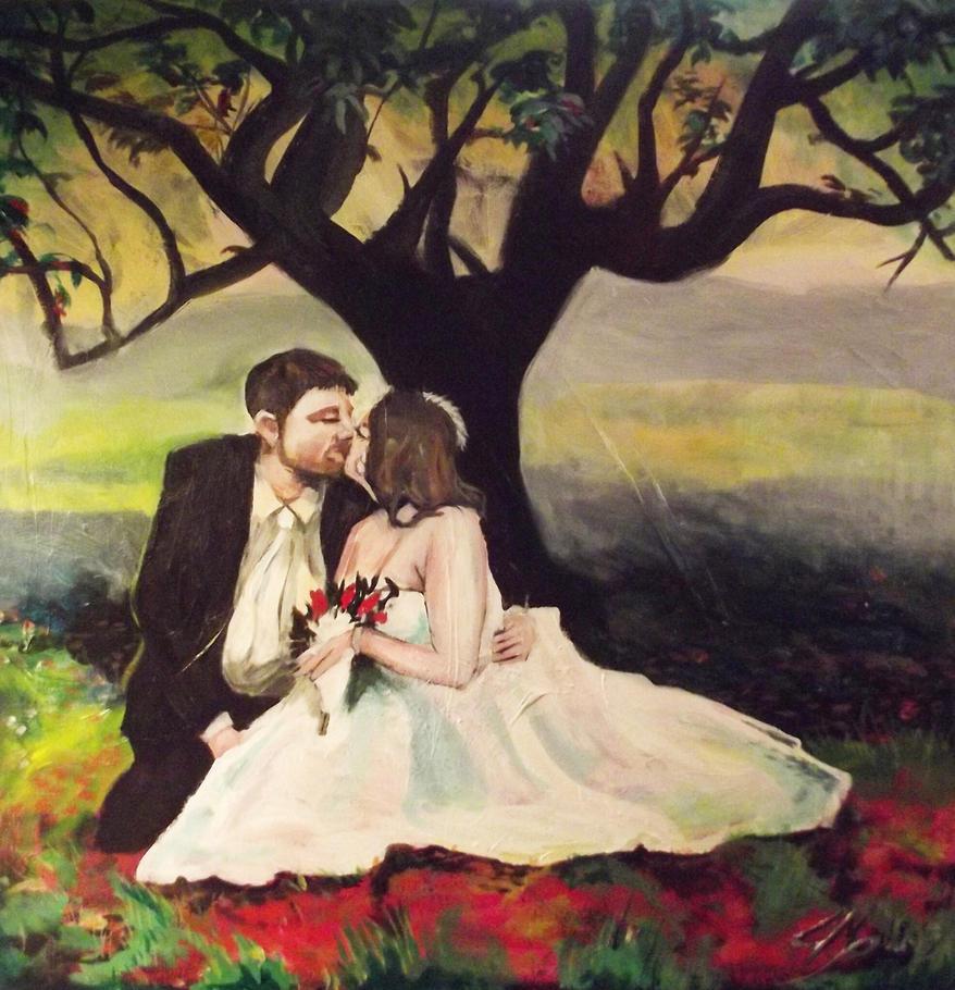 Wed by Jaymooers