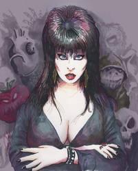 Elvira sketch