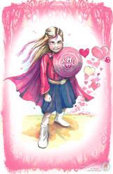 Super Heart Girl