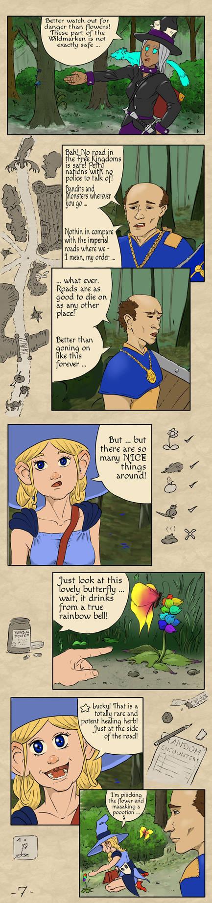 The Black Oak Guild: Chapter 2 Page 2