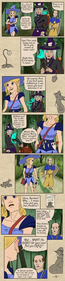 The Black Oak Guild: Chapter 2 Page 3