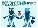 [Commission] Belvoroth Refsheet