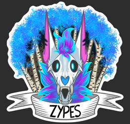 [Personal] Symmetry Badge - Zypes!