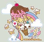 Icecream Baloon