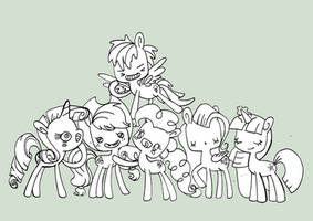 My Little Pony FiM freestyle
