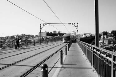 Tramway by Filandrune