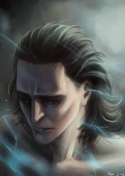 Lokiiii by Anchefanamon