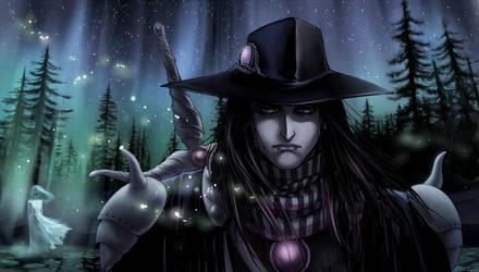 The phantom by Anchefanamon