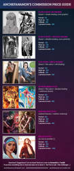 Commission guide 2018/2019 by Anchefanamon