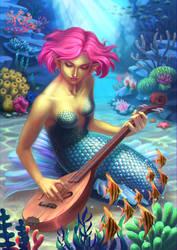 Shredding under the sea