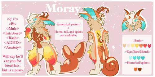 Moray again