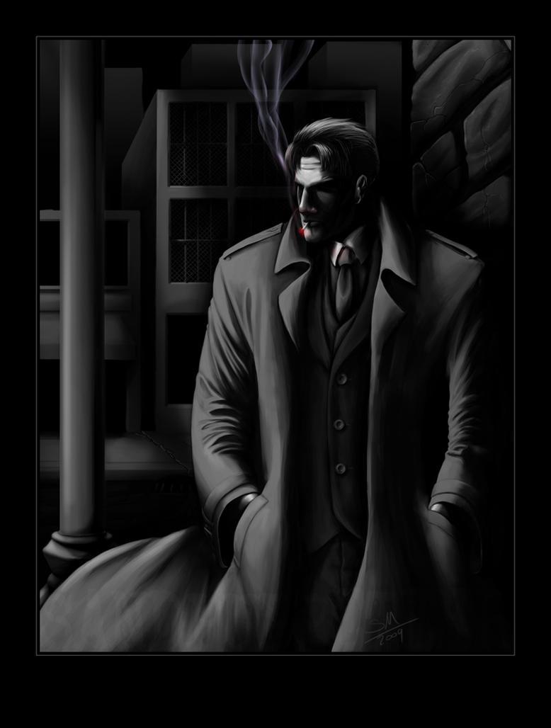 Detective Lucifer by SMachajewski