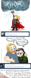 Ask Thor Collection by SMachajewski