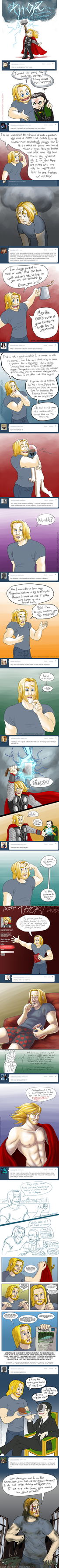 Ask Thor Collection by SMachajewski
