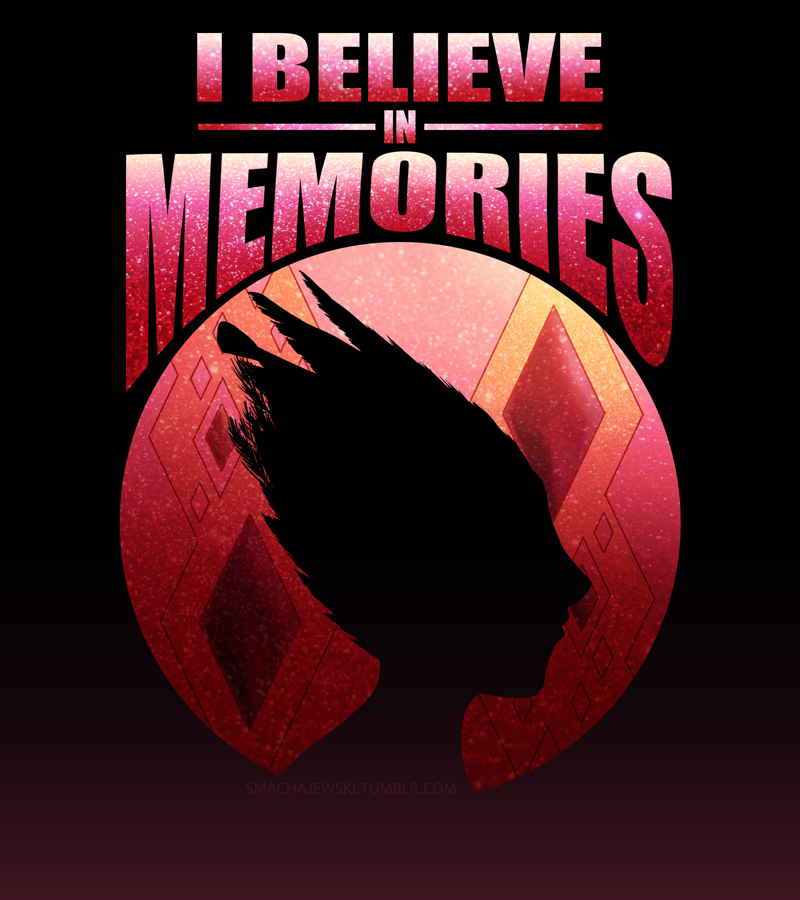 I Believe in Memories by SMachajewski