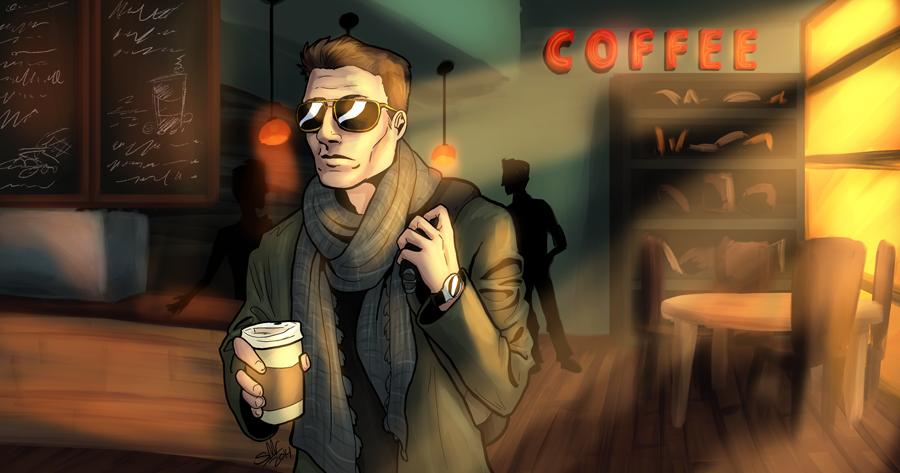 Coffeeshop by SMachajewski