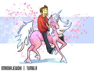 Stiles' Unicorn by SMachajewski