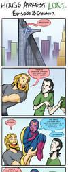 House Arrest Loki 18 by SMachajewski