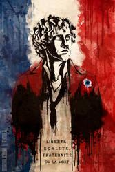 Liberte, egalite, fraternite ou la mort by SMachajewski