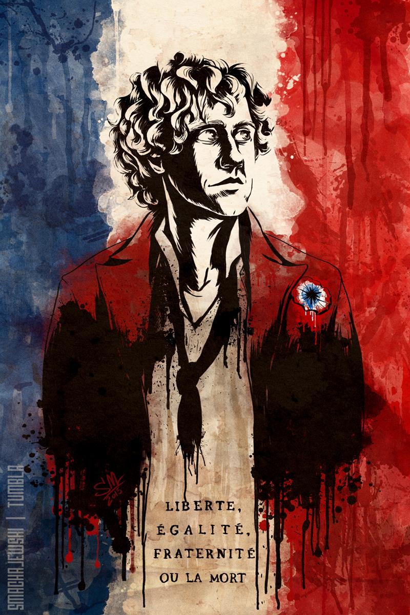 Souvent Liberte, egalite, fraternite ou la mort by SMachajewski on DeviantArt ZI94