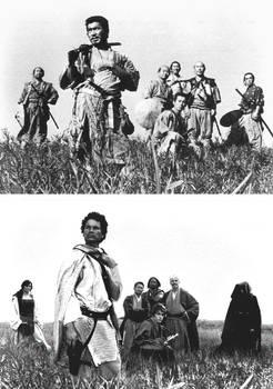 Seven Samurai Tribute