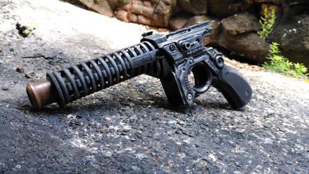 blaster pistol by hapajedi